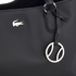 Lacoste Women's Large Shopping Bag - Black: Image 4