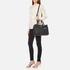 Lacoste Women's Large Shopping Bag - Black: Image 2
