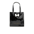 Ted Baker Women's Aracon Colour Block Bow Small Icon Bag - Black: Image 1
