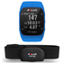 Polar M400 GPS Running Watch with Heart Rate Monitor Blue: Image 1