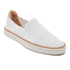 UGG Women's Sammy Knit Cupsole Slip On Trainers - White: Image 2