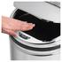 Russell Hobbs 40L Round Sensor Bin - Chrome: Image 4