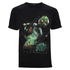 Star Wars: Rogue One Men's Rainbow Effect K-2SO T-Shirt - Black: Image 1
