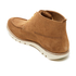 Kickers Men's Kymbo Moccasin Suede Boots - Light Brown: Image 4