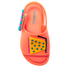 Mini Melissa Toddlers' Fabula Mia Sandals - Coral: Image 4