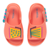 Mini Melissa Toddlers' Fabula Mia Sandals - Coral: Image 3