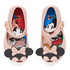 Mini Melissa Toddlers' Minnie Mouse Ultragirl Ballet Flats - Baby Pink: Image 2