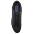 Baskets Basses Homme Sable PU Jack & Jones - Noir: Image 3