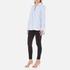 Alexander Wang Women's A-Line Tunic Shirt - Pacific: Image 4