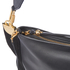 Diane von Furstenberg Women's Moon Leather/Suede Cross Body Bag - Black: Image 5