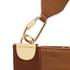 Diane von Furstenberg Women's Moon Leather/Suede Cross Body Bag - Whiskey: Image 4