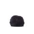 Diane von Furstenberg Women's Love Power Tipped Fox Puff Bag - Black: Image 6