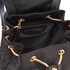 Diane von Furstenberg Women's Satin Backpack - Black: Image 6