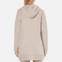 T by Alexander Wang Women's Soft French Terry Long Zip Up Hoody - Beige: Image 3