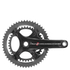 Campagnolo Super Record 11 Speed Carbon Chainset - Black: Image 1