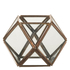 Parlane Ness Glass Terrarium Tealight Holder - Copper (11 x 10.5cm): Image 1