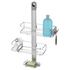 simplehuman Adjustable Stainless Steel Shower Caddy: Image 1