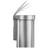 simplehuman Semi-Round Brushed Steel Sensor Bin 45L: Image 2