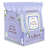 Babo 3-in-1 Calming Face, Hand, Body Wipes - Lavender & Meadowsweet (4 Pack): Image 1