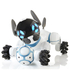 WowWee CHiP Robotic Dog - White/Blue: Image 1