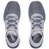 Under Armour Men's Speedform Fortis 2 TXTR Running Shoes - Overcast Grey: Image 4