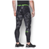 Under Armour Men's HeatGear Armour Printed Compression Tights - Black: Image 4