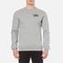 Billionaire Boys Club Men's Small Arch Logo Sweatshirt - Heather: Image 1