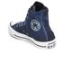 Converse Chuck Taylor All Star Hi-Top Trainers - Obsidian/Black/White: Image 4