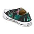 Converse Women's Chuck Taylor All Star Ox Trainers - Menta/Black/White: Image 4