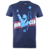 WWE Men's John Cena T-Shirt - Navy: Image 1