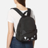 Lulu Guinness Women's Medium Kooky Cat Backpack - Black: Image 2