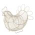Eddingtons Chicken Egg Basket - Cream: Image 1