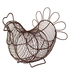 Eddingtons Chicken Egg Basket - Brown: Image 1