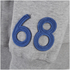 Tokyo Laundry Men's Harlem Peaks Hoody - Light Grey Marl: Image 3