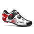 Sidi Kaos Carbon Cycling Shoes - White/Black/Red: Image 1