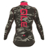 Alé Women's PRR Camo Winter Jacket - Black/Red: Image 2
