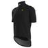 Alé Klimatik K-Atmo Short Sleeve Jersey - Black: Image 1