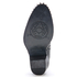 McQ Alexander McQueen Women's Solstice Zip Leather Ankle Boots - Black: Image 5