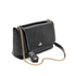 Vivienne Westwood Women's Balmoral Grain Leather Large Fold Over Shoulder Bag - Black: Image 3