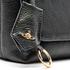 Vivienne Westwood Women's Balmoral Grain Leather Large Fold Over Shoulder Bag - Black: Image 4