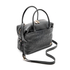 Vivienne Westwood Women's Harrow Embossed Leather Small Shoulder Bag - Black: Image 3