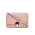 Vivienne Westwood Women's Opio Saffiano Leather Large Fold Over Shoulder Bag - Pink: Image 1