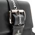 Vivienne Westwood Women's Alex Buckle Small Handbag - Black: Image 4