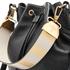 Vivienne Westwood Women's Belgravia Leather Bucket Bag - Black: Image 8
