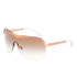 MICHAEL MICHAEL KORS Women's Sweet Escape Sunglasses - Matt Rose Gold: Image 3