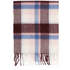 Barbour Women's Country Plaid Scarf - Pink Plaid: Image 3