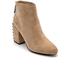 Senso Women's Jescinta II Suede Heeled Ankle Boots - Sand: Image 2