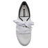 Senso Women's Arna Leather Low Top Trainers - Ebony: Image 3