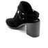 Senso Women's Hanna Suede Heeled Ankle Boots - Ebony: Image 4