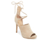 Kendall + Kylie Women's Estella Suede Strappy Heeled Sandals - Sand: Image 2